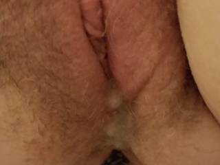 My dirty vixen with her Pussy full of cum!!!