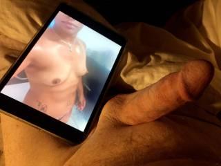 Sexy tits!