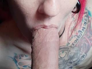 My cum fuck me eyes drive mr vimes crazy when his cock is stuffed in my mouth