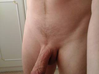 My first cock-shot sefie submission. If you like it please hit the \'like\' button and leave a comment and I\'ll post some more!
