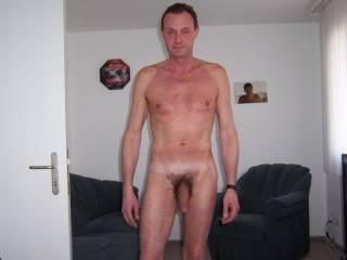 You look like you need a good blowjob! Nice long cock!mmmmm