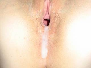 So hot! Can my hubby do the same to both your sexy holes & I'll lick up both their cum from your tasty ass & pussy?