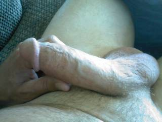 Love to watch it going in and out of my mouth. Balls deep with a thuxk sticky load to finish