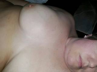 Waiting for some hot cum