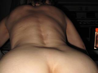 """She loves to look at ropes of cum in pics... Greatest thing about my 64 year old wife is she always says, """"Thank you"""" when I put a load in her mouth. And of course, after she swallows the cum..."""