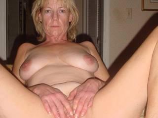 Very horny and ready