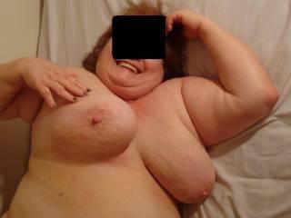 I hope you like these big all natrual titties