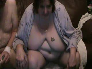 Babs and Bill - shaving and shagging - in Zoig chat on 23:09:08 - pt12