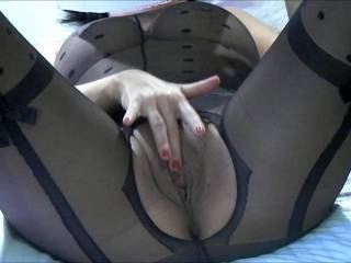 Stunning cunt and clit - yes! horny hard and wishing is was my mouth lips and tongue that were in on and over your magnificent crotch so that you could experience the truest and most awesome orgasms on my face