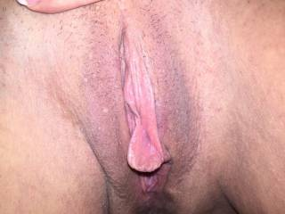 those are lips waiting to be wrapped around a hard cock!