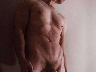 wall nude