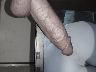 Despite being an anal queen, nothing prepared AnalBaby for being so thoroughly fucked in her ass by such a powerful, rock-hard, ultra-long-lasting, highly orgasmic cock and having my bull balls repeatedly slapped into her and fully drained at night's end.