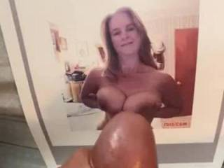 My tribute for edandval she has great tits