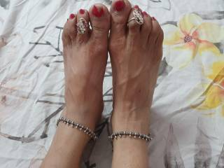 For my feet lovers. Do you love them ??