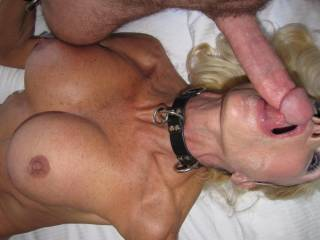 Awesome erotic magic tongue!!  Luv to feel that sexy tongue work its magic on my big pulsating cock head!