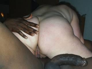 Love my white girl