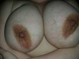 Great nipples, gorgeous tits, for a good tittie fuck