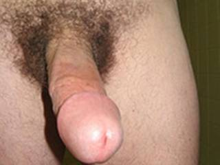 Wow! I'd love to play with your cock; suck and jack you off in my mouth. I am bi-sexual U C.