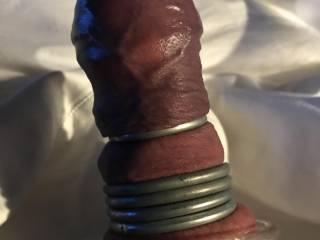 Big cock after pumping