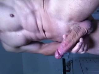 Love a nice thick cock!! Especially one that can cum like that....tasty!