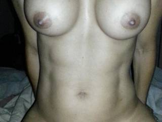 """Never mind """"perfectfit"""" you are perfect: body, tits, nipples, cunt, clit - I could keep going but would rather keep coming - with you!"""