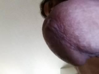 Big mushroom head