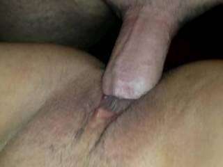Fucking 1/2 hard and pleasing