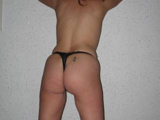 let me fuck her from behind mmm...love to have my cock deep inside her holes
