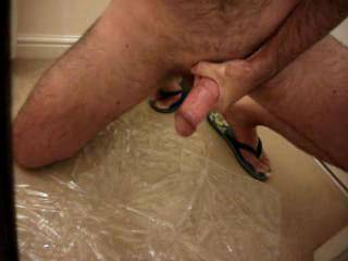 Thanks to all who made comments about my pics. I got such a hard on I thought of sharing some cumshots with you. Enjoy .