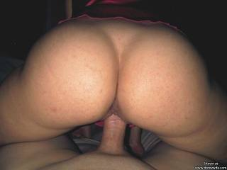 My wife\'s perfect ass