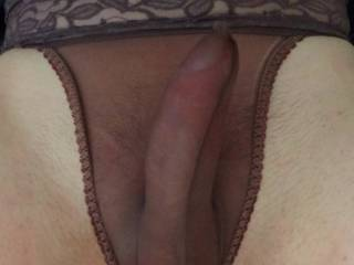 new great feeling pantyhose brief, with cock sleeve