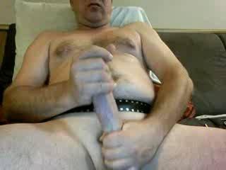 bondage bdsm thick cock huge balls edging hung man big cock
