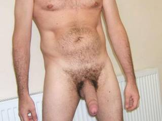 Damn, you are one gorgeous man with one gorgeous cock....  If that cock belonged to me.....I'd have it in my mouth or pussy all day long every day.  Yes sweetie that is one delicious thick cock.  MILF K