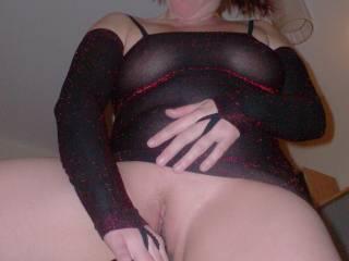 Slut wife fucking herself with a bottle!