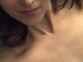 A cheeky little selfie for you guys 💋 xxx