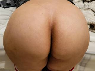 Who wants to spread them cheeks?