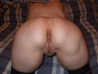 Both slutty dirty holes need a cock, would you like to fuck me?