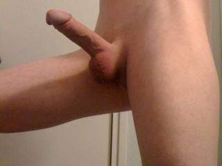 you have a very sexy body and beautiful cock . i would like to touch and lick you all over and suck that beautiful cock of yours. i wish.