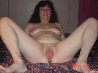 I'd LOVE to eat your lovely pussy until it's dripping wet!! Then slide my dick into your hot and wet pussy, balls deep, and get all wet with your pussy juices!! I'd pound you hard until my balls exploded!!
