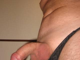 Do like my curved dick?