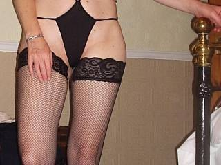 OMG, you're stunning with this sexy outfit! My cock was instantly rock hard looking at this pic!