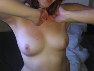 Dirty little whore ready for fucking.