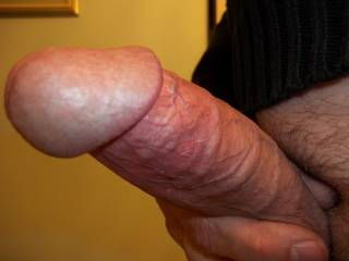 Mmmm, just slip it into my mouth and I'll really warm it up...you have a sexy cock....I love sucking sexy cocks.  MILF K