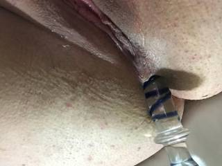 love that glass toy