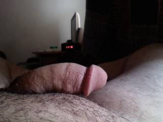soft cock who wants it ????comment please