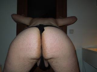 You like my big ass in a thong?