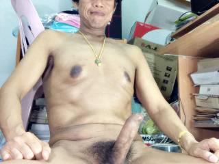 My cock is 5.5 inches long and 5 inches girth