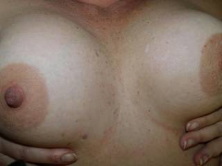 And more tits... Because you can never have too many tit pics