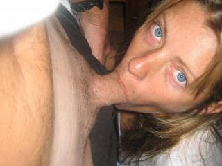I love to suck dick how do I look