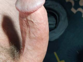 Nice hard cock for the taking.